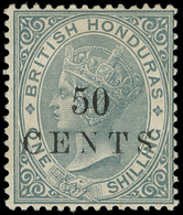 * British Honduras - Lot No.374 - Honduras