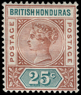* British Honduras - Lot No.376 - Honduras