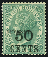 * British Honduras - Lot No.378 - Honduras