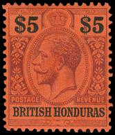 * British Honduras - Lot No.382 - Honduras