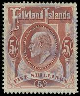 O Falkland Islands - Lot No.575 - Falkland Islands