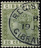 O Gibraltar - Lot No.613 - Gibraltar