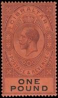 ** Gibraltar - Lot No.619 - Gibraltar