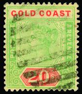 O Gold Coast - Lot No.639 - Gold Coast (...-1957)