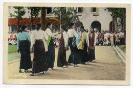 "VIET-NAM -- LAICHAU -- Danse ""Foulards"" (Thai Blanches ) - Vietnam"
