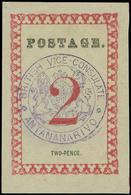 * Madagascar - Lot No.808 - Madagascar (1889-1960)