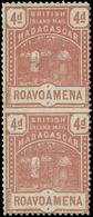 * Madagascar - Lot No.838 - Madagascar (1889-1960)