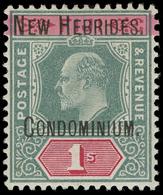 * New Hebrides - Lot No.1008 - Unclassified