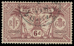 O New Hebrides - Lot No.1010 - Unclassified