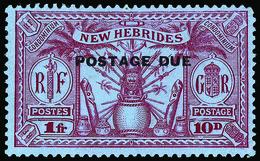 * New Hebrides - Lot No.1011 - Unclassified