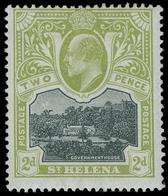 * St. Helena - Lot No.1202 - Saint Helena Island