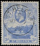 O St. Helena - Lot No.1203 - Saint Helena Island