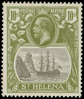 ** St. Helena - Lot No.1204 - Saint Helena Island