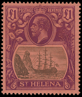 ** St. Helena - Lot No.1205 - Saint Helena Island