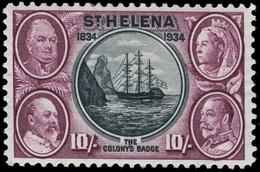 * St. Helena - Lot No.1206 - Saint Helena Island