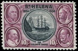 O St. Helena - Lot No.1207 - Saint Helena Island
