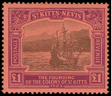 ** St. Kitts-Nevis - Lot No.1210 - St.Kitts And Nevis ( 1983-...)