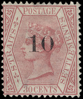 * Straits Settlements - Lot No.1326 - Straits Settlements