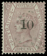 O Straits Settlements - Lot No.1328 - Straits Settlements