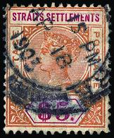 O Straits Settlements - Lot No.1330 - Straits Settlements