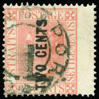 O Straits Settlements - Lot No.1331 - Straits Settlements
