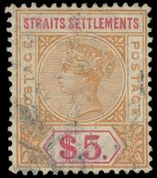 O Straits Settlements - Lot No.1332 - Straits Settlements