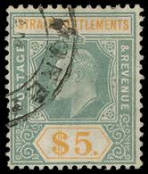 O Straits Settlements - Lot No.1333 - Straits Settlements