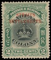 * Straits Settlements - Lot No.1334 - Straits Settlements