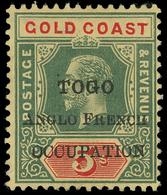 * Togo - Lot No.1389 - Colony: Togo