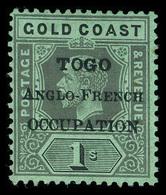 * Togo - Lot No.1390 - Colony: Togo