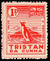 ** Tristan Da Cunha - Lot No.1448 - Tristan Da Cunha