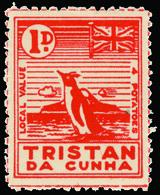 * Tristan Da Cunha - Lot No.1449 - Tristan Da Cunha