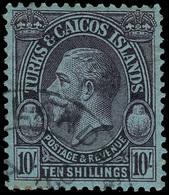 O Turks And Caicos Islands - Lot No.1457 - Turks And Caicos
