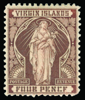 * Virgin Islands - Lot No.1479 - British Virgin Islands
