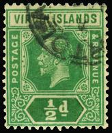 O Virgin Islands - Lot No.1480 - British Virgin Islands