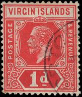O Virgin Islands - Lot No.1481 - British Virgin Islands