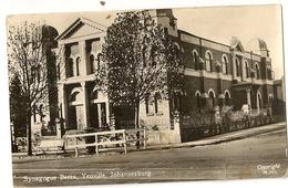 S7686 -Synagogue Berca, Yeoville, Johannesburg - Afrique Du Sud