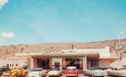 Kingman Arizona, Route 66 Chinese Restaurant, Charlie Lum's 'Jade', Autos C1950s Vintage Postcard - Other