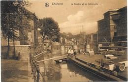 Charleroi NA228: La Sambre Et Les Déversoirs 1908 - Charleroi