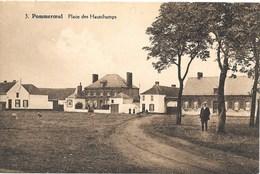 Pommeroeul NA2: Place Des Hautchamps 1925 - Bernissart