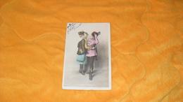 CARTE POSTALE ANCIENNE CIRCULEE DE 1904.../ DANSES HONGROISES...CACHET + TIMBRE.. - Danse