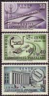 1961 TURKEY CENTO 9TH CONFERENCE OF THE MINISTERS OF THE CENTRAL TREATY MNH ** - Ungebraucht