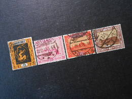 D.R.Mi 85a/89/90/91 - Abstimmungsgebiete (Saargebiet) 1922 - Mi 6,40 € - Germany