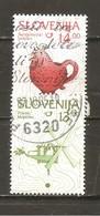 Eslovenia Yvert Nº 181-82 (usado) (o) - Eslovenia