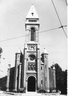 13 - MARSEILLE : ST BARNABE : L'Eglise - CPSM Dentelée Noir Blanc Grand Format - Bouches Du Rhône - Marseilles