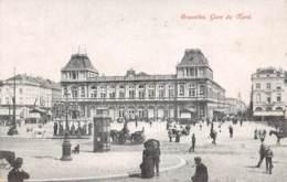 BRUXELLES - Gare Du Nord - Spoorwegen, Stations