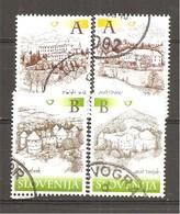 Eslovenia Yvert Nº 291-94 (usado) (o) - Eslovenia