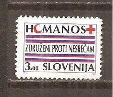 Eslovenia Yvert Nº Beneficencia 1 (usado) (o) - Eslovenia