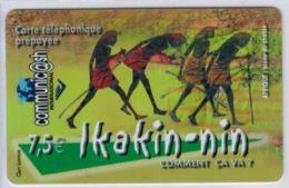 Communic@sh - Ikakin-nin - 7,5 € - Voir Scans - France