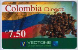 VECTONE - Colombia Direct - Neuve - 7,5 € - Voir Scans - France